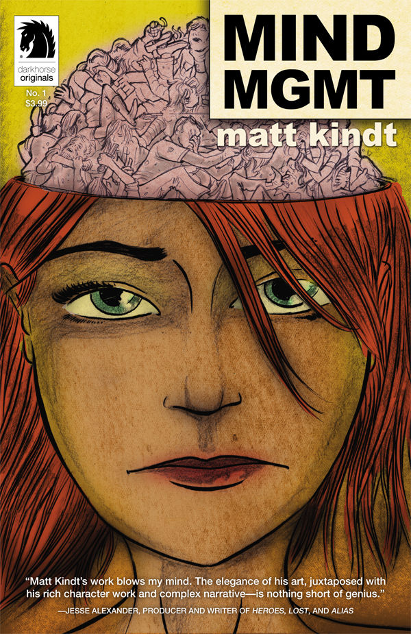 Review – Mind MGMT #1