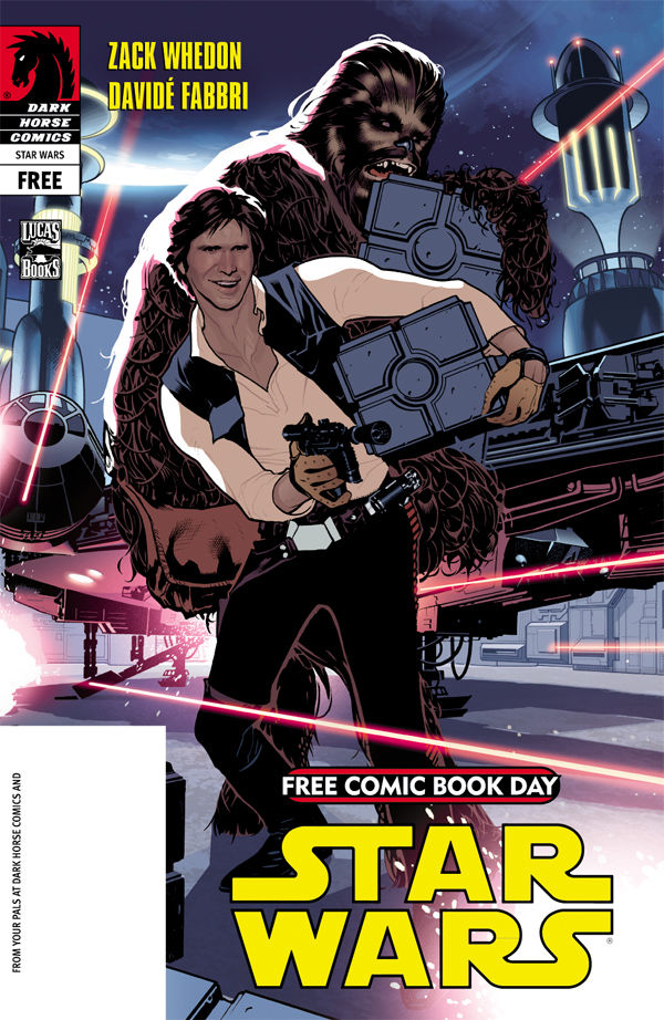 Review – Serenity / Star Wars Free Comic Book Day Edition
