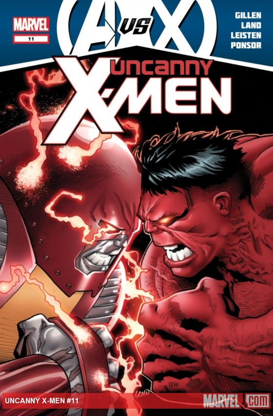 Review – Uncanny X-Men #11 (AvX)