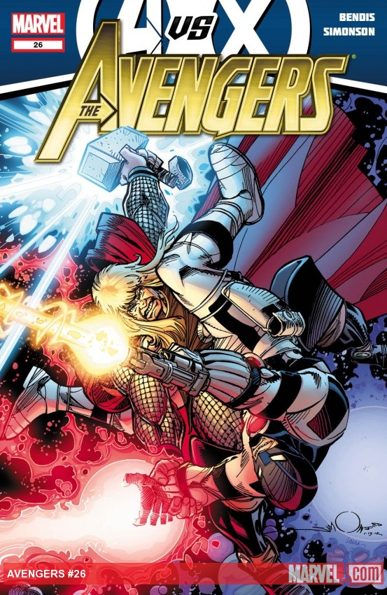Review – The Avengers #26 (AvX)