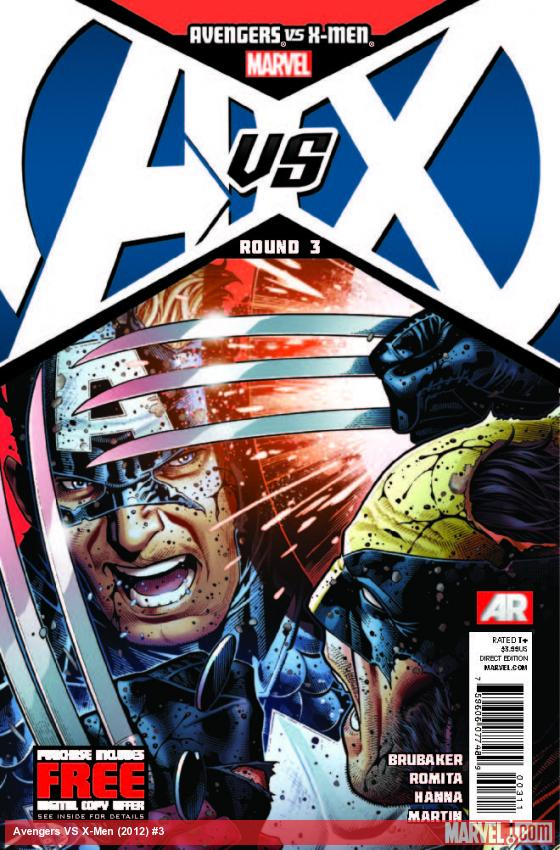 Review – Avengers vs X-Men #3