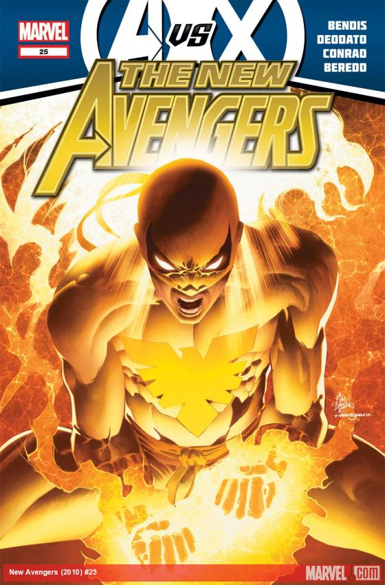 Review – New Avengers #25 (AvX)