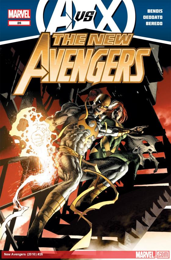 Review – The New Avengers #26 (AvX)