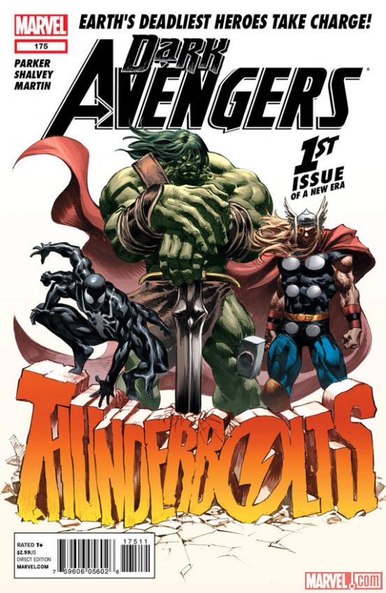 Marvel Sneak Peek: Dark Avengers #175
