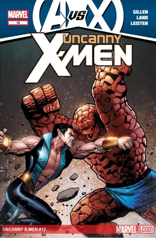 Review – Uncanny X-Men #12