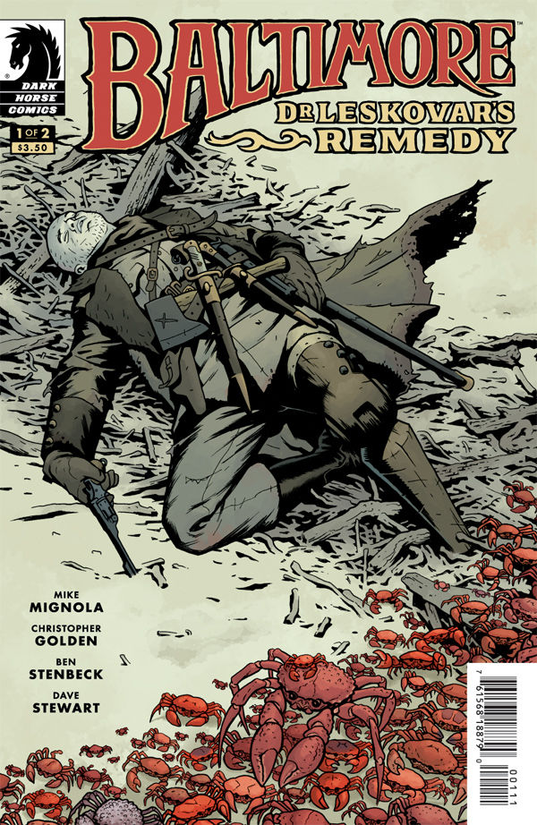 Review – Baltimore: Dr. Leskovar's Remedy #1 of 2