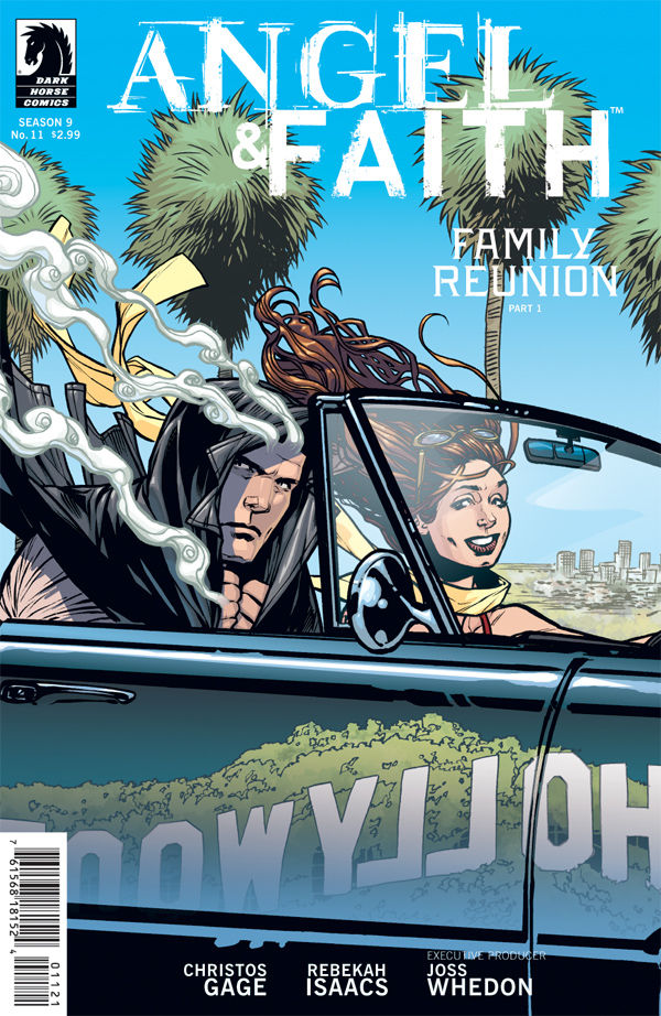 Review – Angel & Faith #11 Family Reunion Part 1