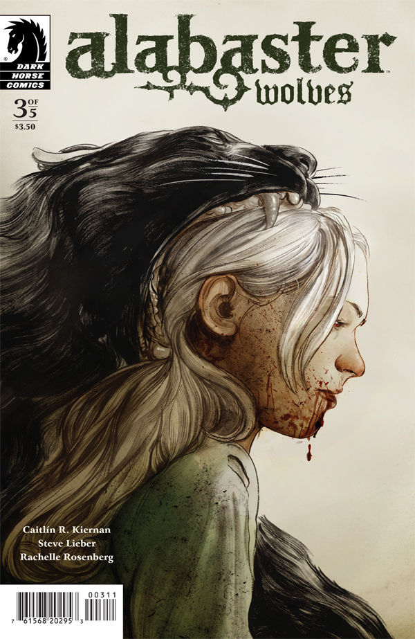 Review – Alabaster Wolves #3 of 5