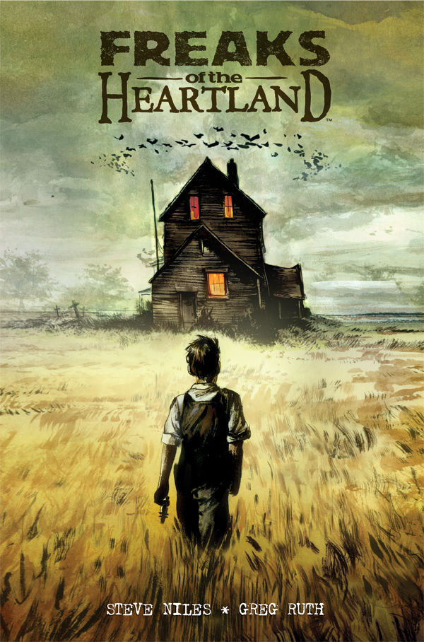 Review – Freaks Of The Heartland