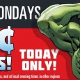 Cable invades the Marvel Mondays 99 cent sale!