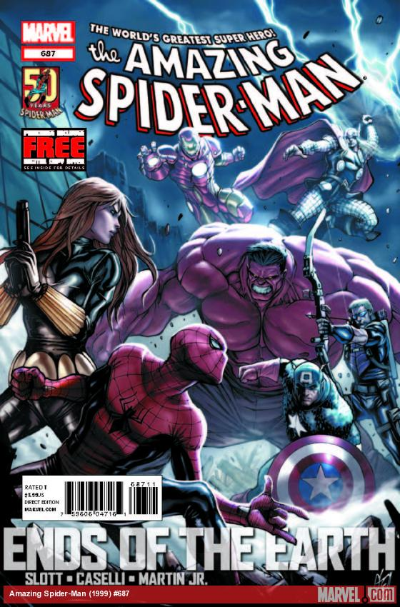 Review – The Amazing Spider-Man #687 – Ends of the Earth
