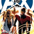 The Phoenix Five reshape the world but the Avengers spring into action to re-balance the power