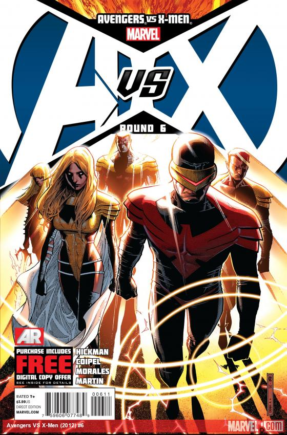 Review – Avengers vs X-Men #6 (AVX)