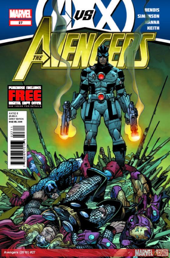 Review – Avengers #27 (AVX)