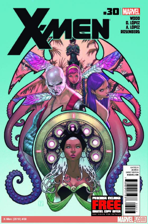 Review – X-Men #30