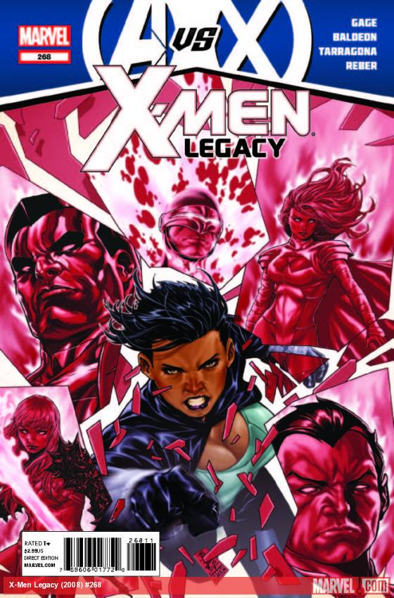 Review – X-Men Legacy #268 (AVX)