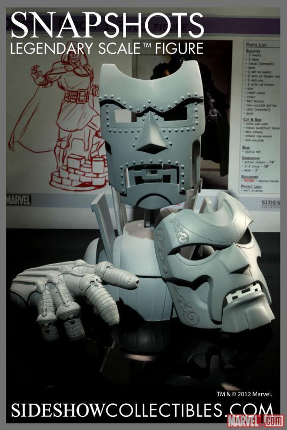 Sideshow Unveils Comic-Con 2012 Sneak Peeks
