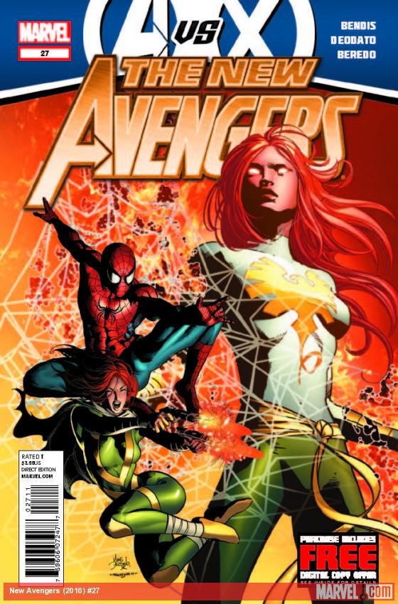 Review – New Avengers #28 (AVX)