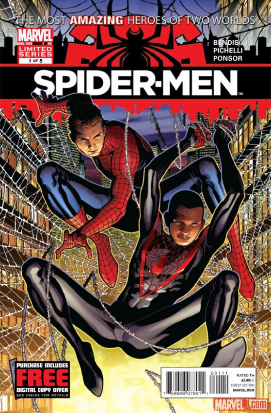 Review – Spider-Men #1