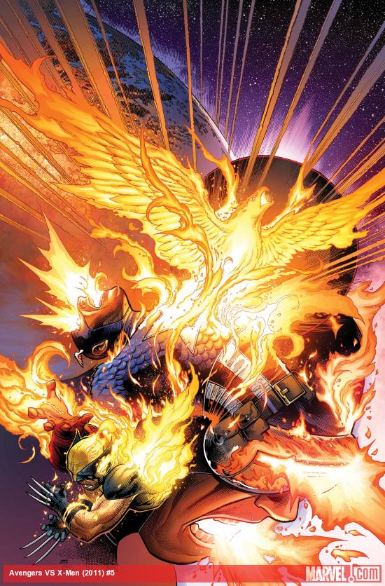 Review – Avengers vs X-Men #5 (AVX)