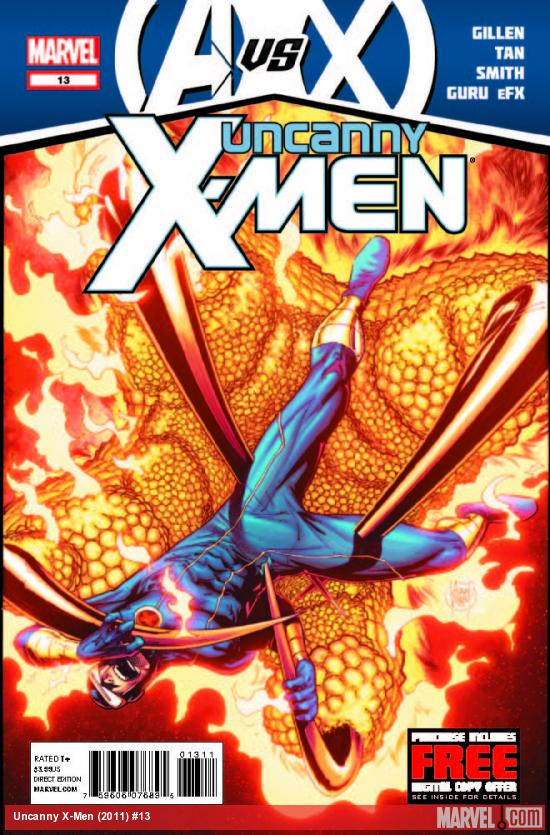 Review – Uncanny X-Men #13 (AVX)