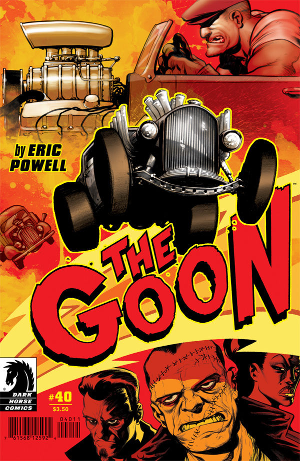 Review – Goon #40
