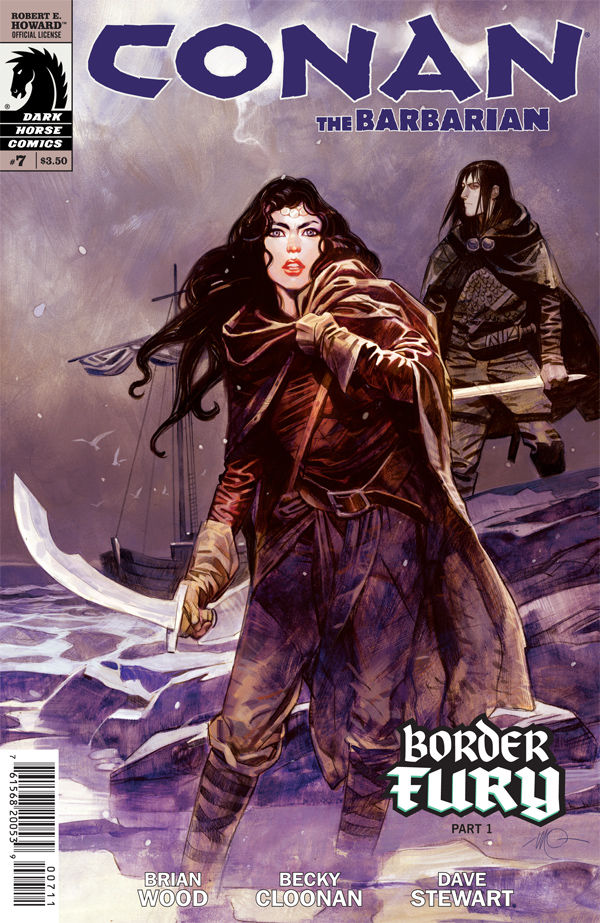 Review – Conan The Barbarian #7 – Border Fury Part 1