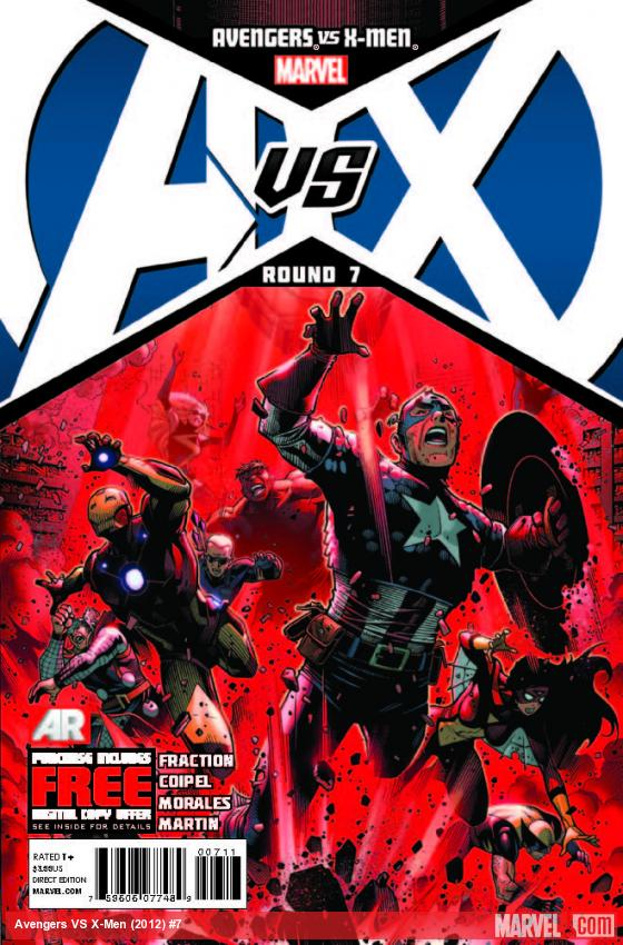 Review – Avengers vs X-Men #7 (AVX)