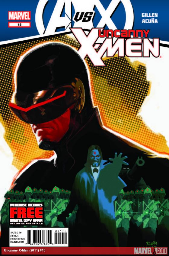 Review – Uncanny X-Men #15 (AVX)