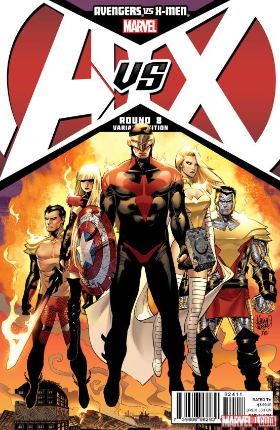 Review – Avengers vs X-Men #8 (AVX)