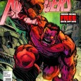 Red Hulk ventures into enemy territory and risks it all to end this struggle