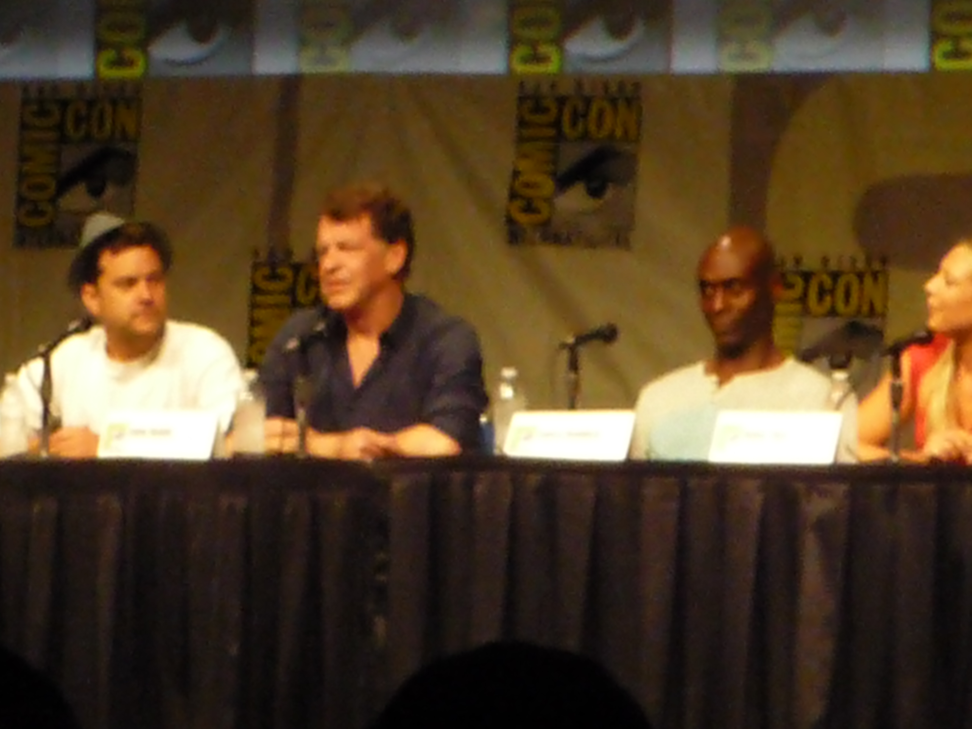 SDCC 2012 – Fringe Season 5 Panel