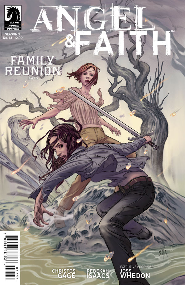 Review – Angel & Faith Season 9 #13 Family Reunion Part 3