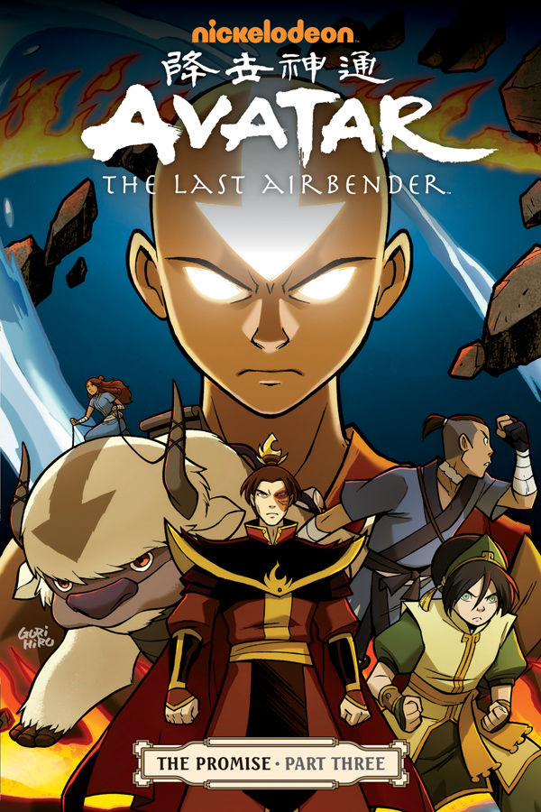 Review – Avatar: The Last Airbender Volume 3 – The Promise Part 3