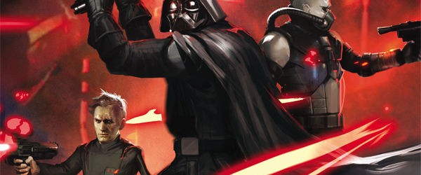 Vader unleashes the prisoners to fight for their right to get off the prison and join his army. Brutality breaks out.
