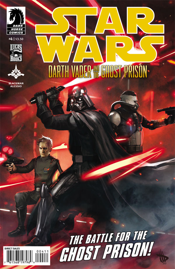 Review – Star Wars: Darth Vader and the Ghost Prison #4 of 5