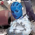 Liara seeks knowledge for anything that could help put down the threat of Reapers, clashing at every turn as time runs out