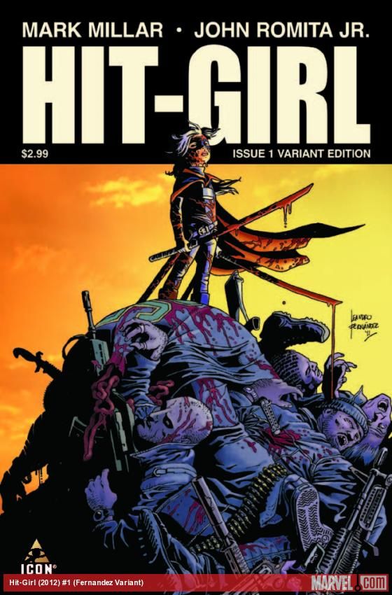 Review – Hit-Girl #1 (2012)