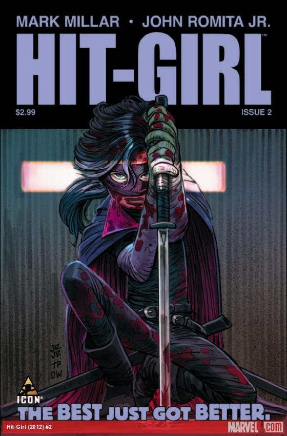 Review – Hit-Girl #2 (2012)
