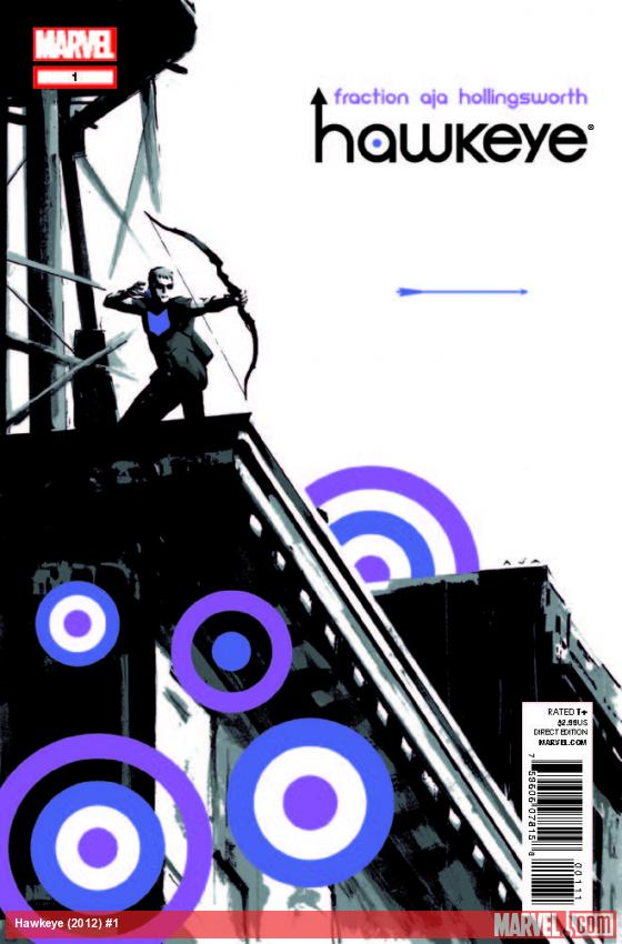 Review – Hawkeye #1 (2012)