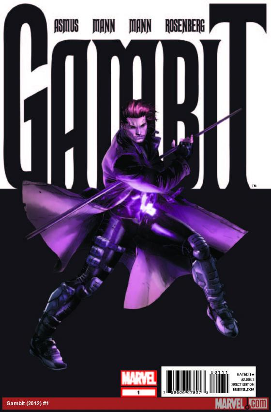 Review – Gambit #1 – Once a Thief… Part 1 (2012)