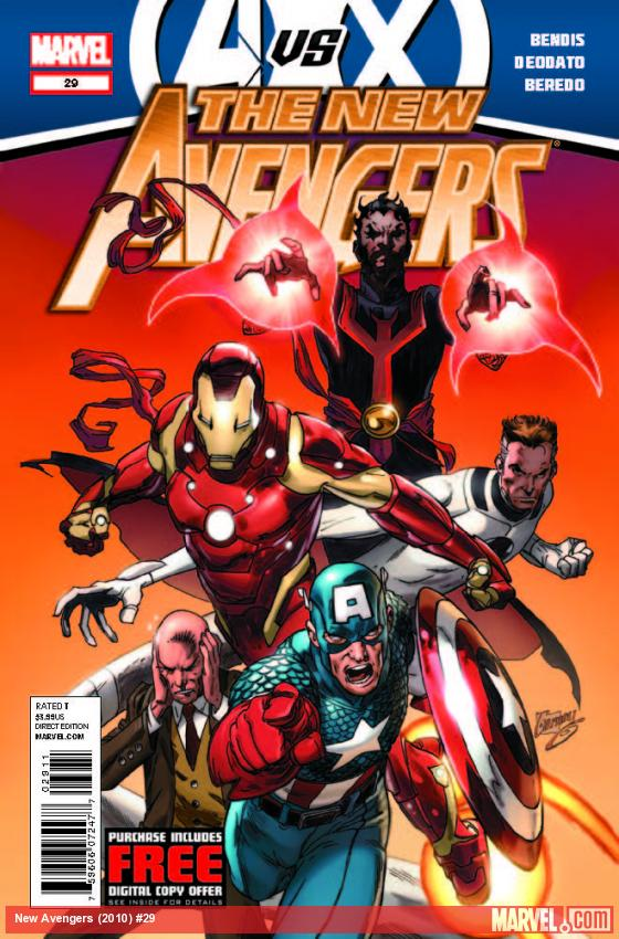 Review – New Avengers #29 (AVX)