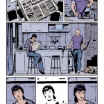 Hawkeye #2 Preview Page 1
