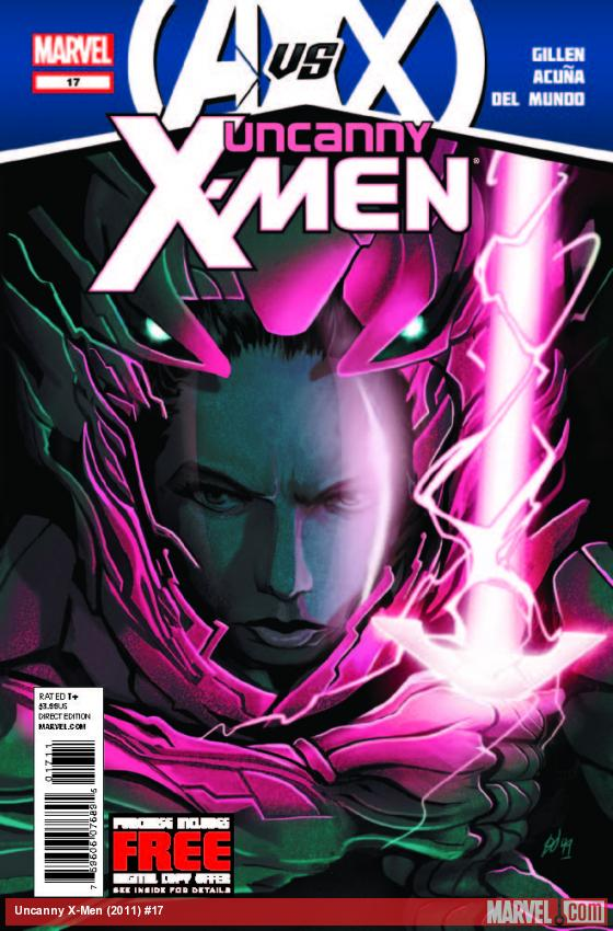 Review – Uncanny X-Men #17 (AVX)