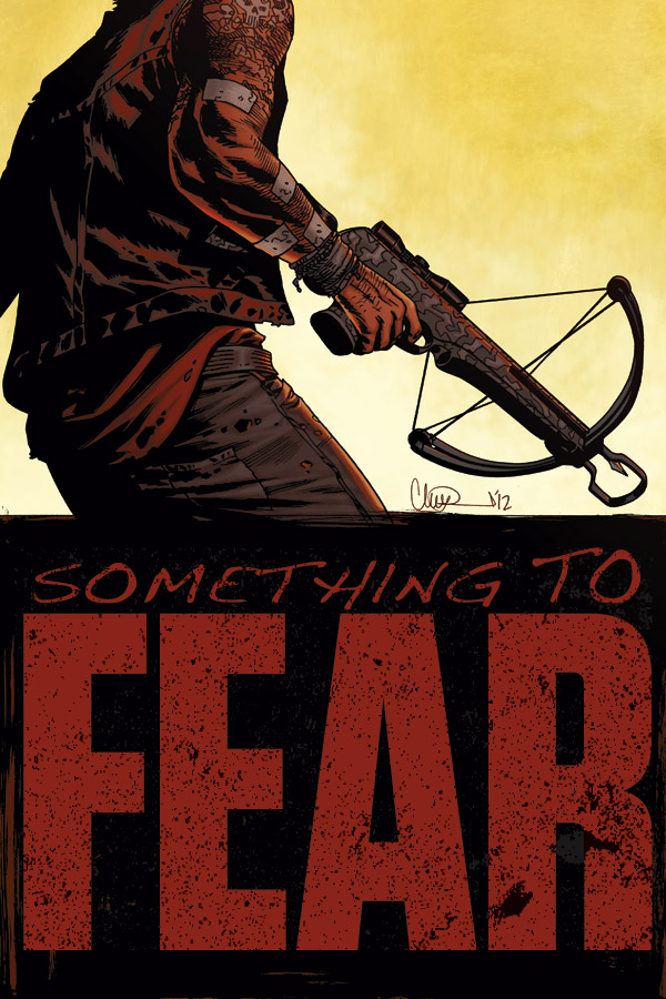Review – The Walking Dead #101 – Something to Fear