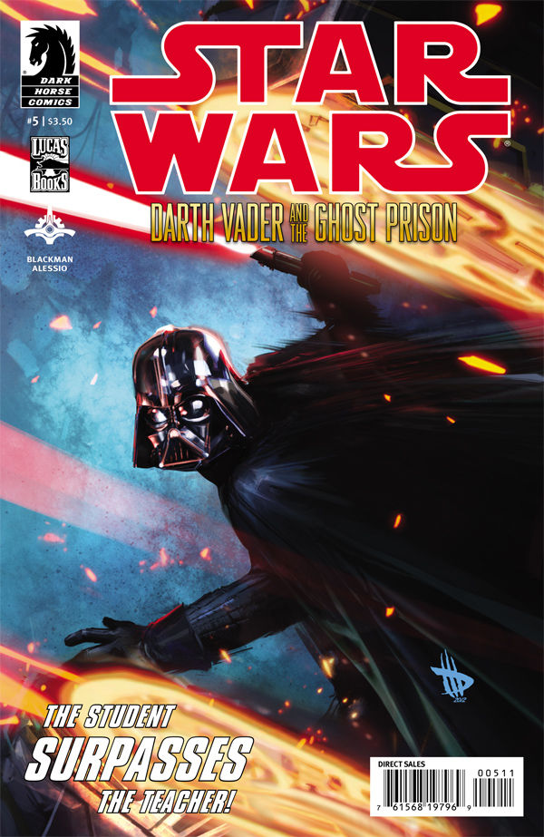 Review – Star Wars: Darth Vader and the Ghost Prison #5 of 5