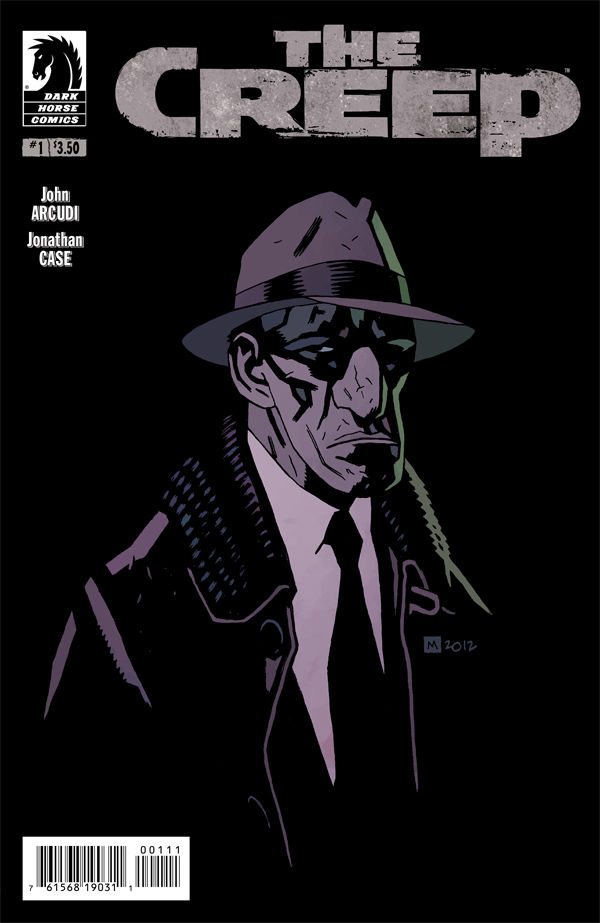 Review – The Creep #1