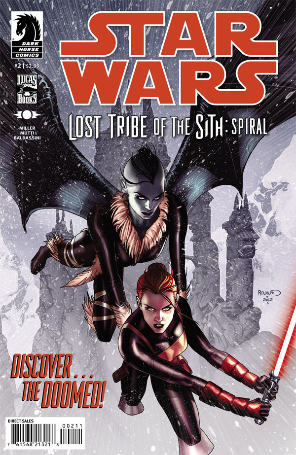 Review – Star Wars – Lost Tribe of the Sith: Spiral #2 of 5