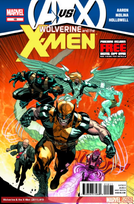 Review – Wolverine and the X-Men #15 (AVX)