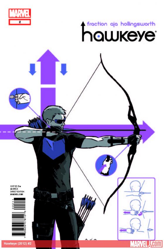 Review – Hawkeye #2